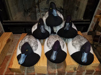 Blue Bill Decoy Flocking Kit