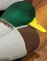 Mallard Head Decoy Flocking Kit with Highlights