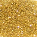 Gold Fancy Glitter