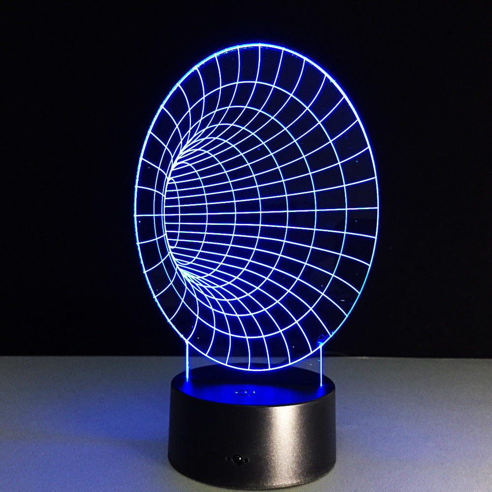 Space Tunnel Lamp