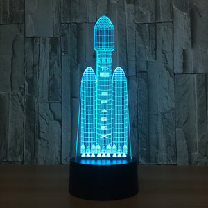 Space Shuttle Visual Led