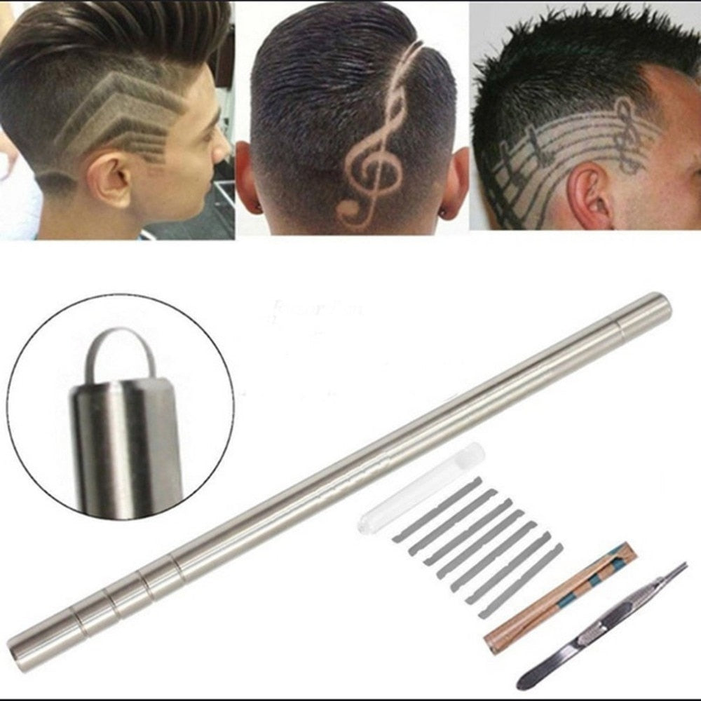 Multifunctional Hair Styling Pen