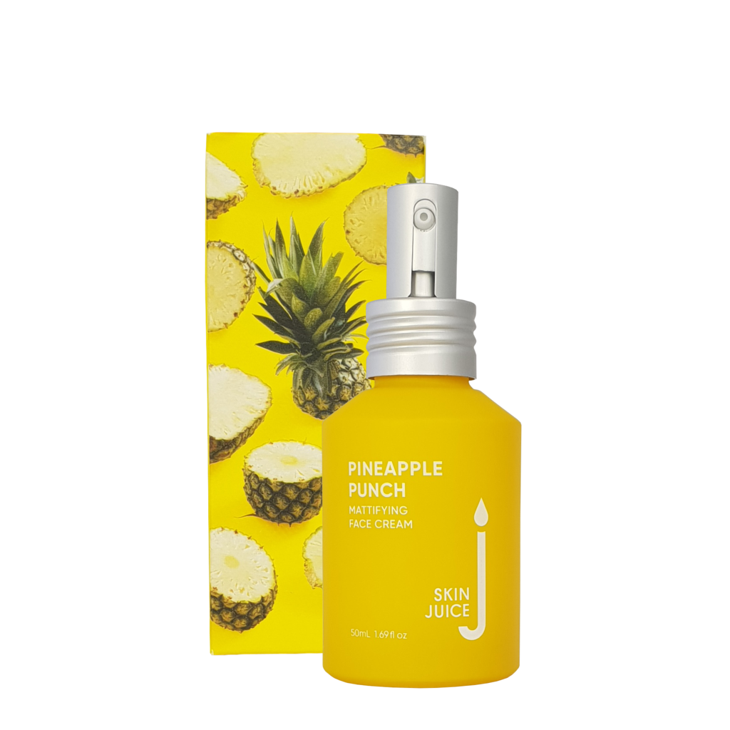 Pineapple Punch Mattifying Face Cream