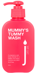 Mummy's Tummy Wash