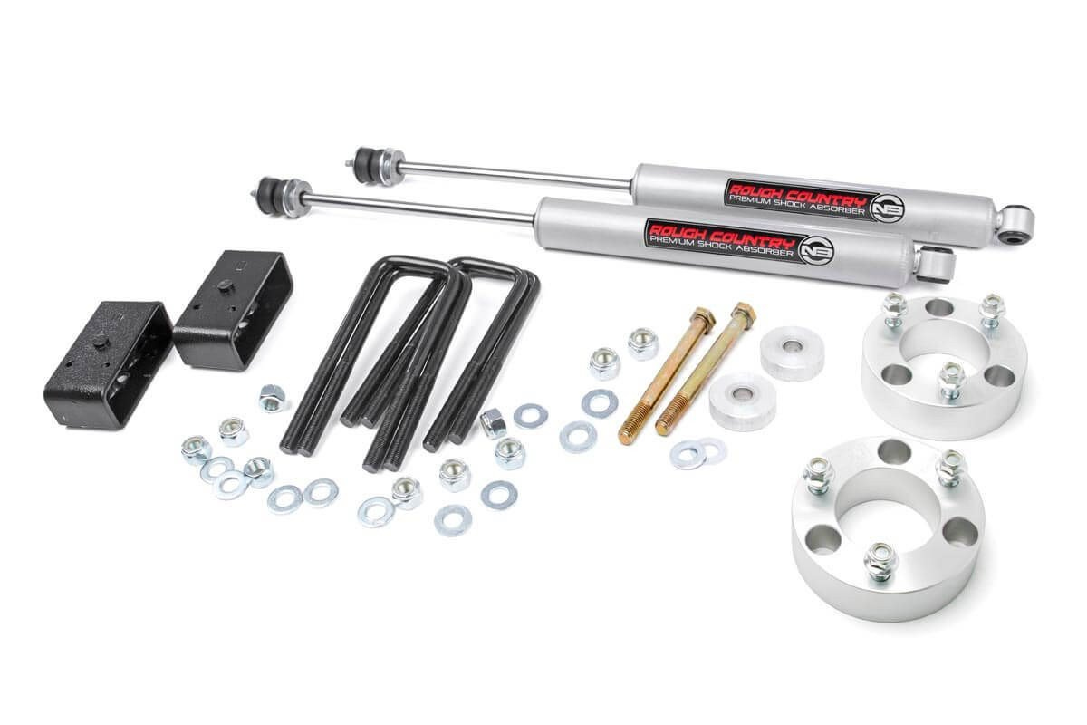 3IN TOYOTA SUSPENSION LIFT KIT (05-19 TACOMA) - Elite Auto Customs