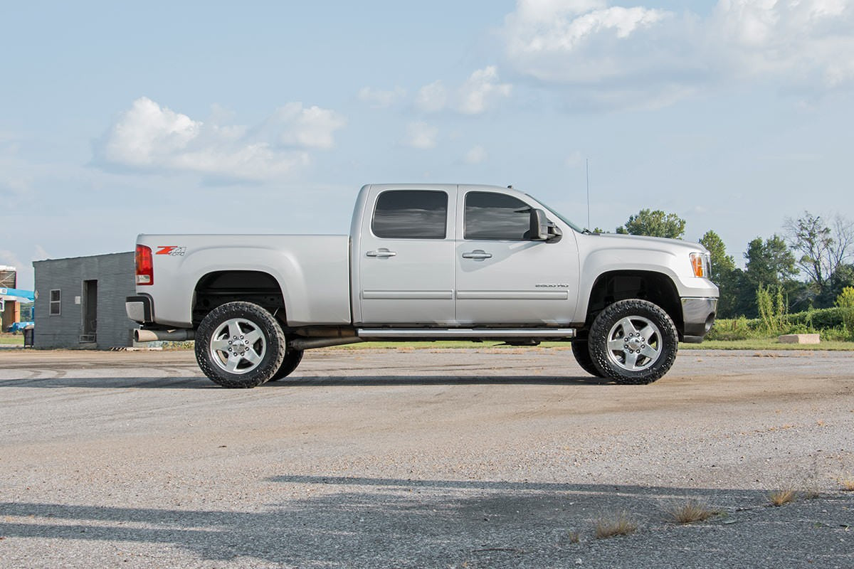 11-19 CHEVY SILVERADO/GMC SIERRA 2500 PACKAGE DEAL - Elite Auto Customs