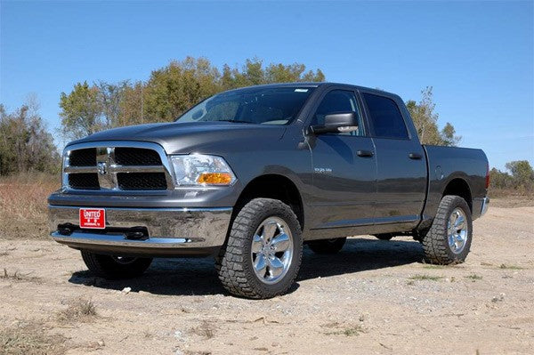 2.5IN DODGE SUSPENSION LIFT KIT (09-11 RAM 1500 4WD) - Elite Auto Customs