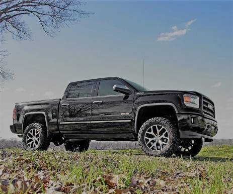14-18 Chevy Silverado/GMC Sierra 1500 3.5 inch Rough Country Lift Kit - Elite Auto Customs