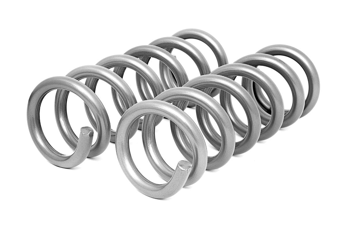 2in Dodge Leveling Coil Springs (09-18 RAM 1500 2WD | V8 Models) - Elite Auto Customs