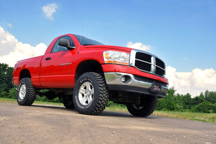 4IN DODGE SUSPENSION LIFT SYSTEM - Elite Auto Customs