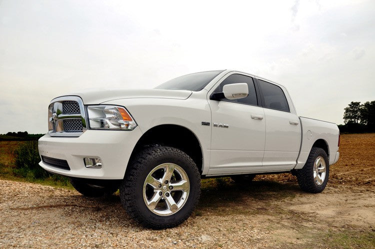 2.5IN DODGE SUSPENSION LIFT KIT W/N2.0 LIFTED STRUTS (09-11 RAM 1500 4WD) - Elite Auto Customs