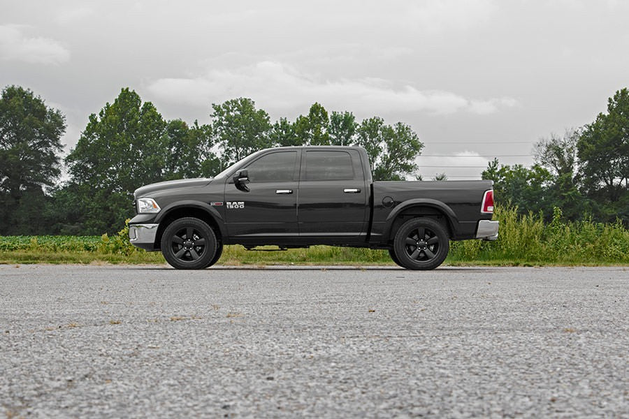 2.5in Dodge Suspension Lift Kit w/N3 Lifted Struts (06-08 Ram 1500 4WD) - Elite Auto Customs