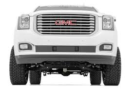 88-98 Chevy Silverado/GMC Sierra 1500  2-3 inch Rough Country Lift Kit - Elite Auto Customs