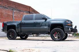 14-17 Chevy Silverado/GMC Sierra 1500 7 inch Rough Country Lift Kit - Elite Auto Customs