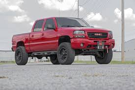 77-87  Chevy Silverado/GMC Sierra 1/2-Ton 6 inch Rough Country Lift Kit - Elite Auto Customs