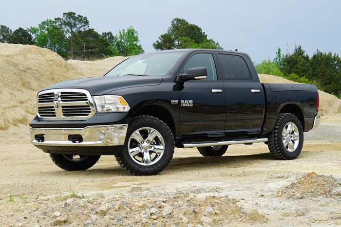 2.5in Dodge Leveling Strut Extensions (06-11 Ram 1500 4WD) - Elite Auto Customs