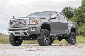 15-19 Chevy Silverado/GMC Sierra 4 inch Rough Country Lift Kit - Elite Auto Customs
