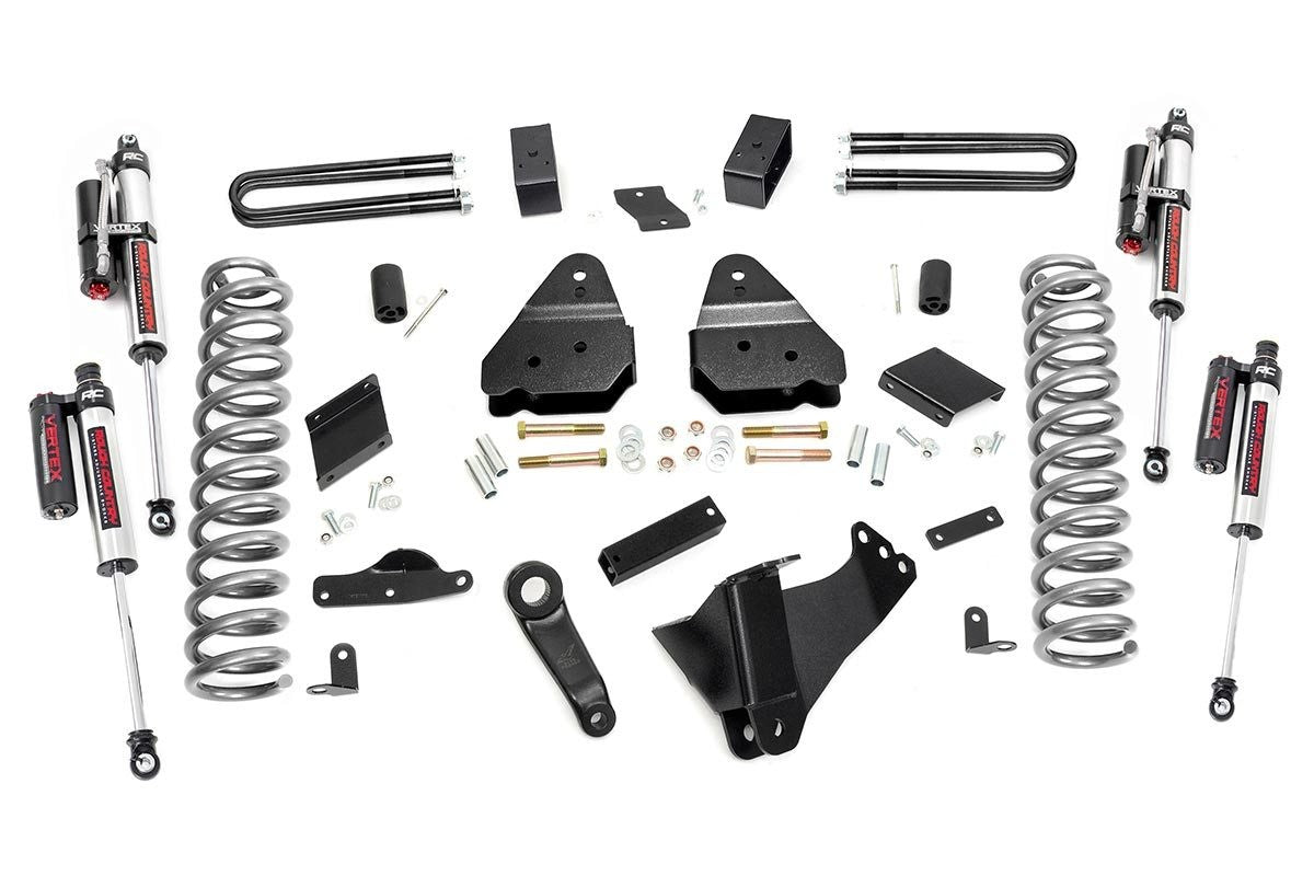 4.5IN FORD SUSPENSION LIFT KIT | VERTEX (11-14 F-250 4WD | NO OVERLOADS) - Elite Auto Customs