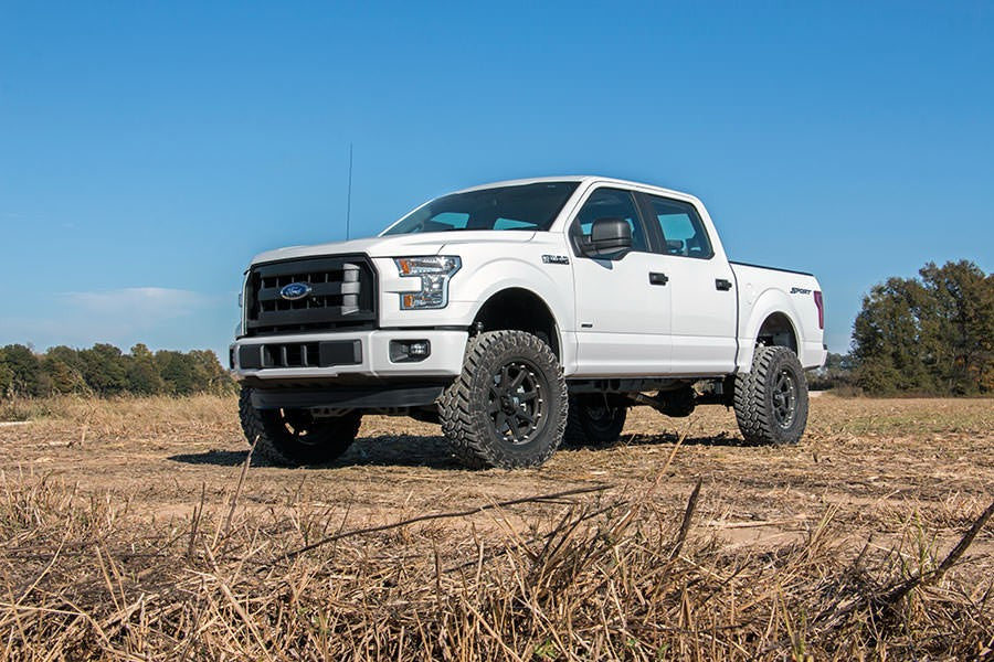 6IN FORD SUSPENSION LIFT KIT (15-19 F-150 2WD) - Elite Auto Customs
