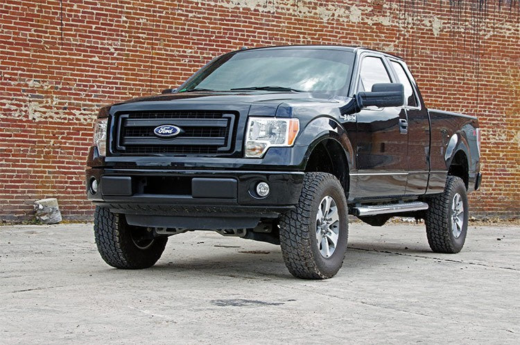 4IN FORD SUSPENSION LIFT KIT F150 09-14 2wd - Elite Auto Customs