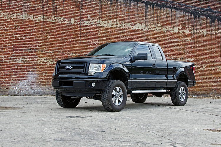 6IN FORD SUSPENSION LIFT KIT (09-14) F150 2WD - Elite Auto Customs