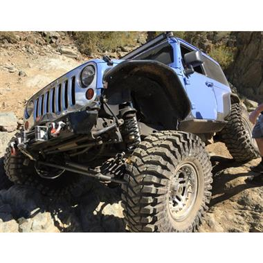 "2007-2016 JEEP  Wrangler Rubicon Express Low Center of Gravity 3"" Lift Kit - Elite Auto Customs"