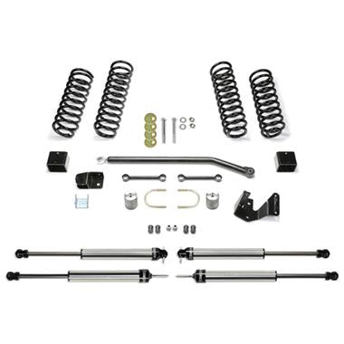 2018 JEEP Rubicon Express 3 Inch Sport II System with Dirt Logic 2.25 Non Resi Shocks - Elite Auto Customs