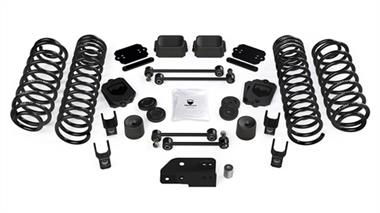 2019 JEEP Rubicon Express TeraFlex 2.5 Inch Coil Spring Base Lift Kit with Shock Extensions - 1354010 - Elite Auto Customs