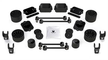 2019 JEEP Rubicon Express TeraFlex 2.5 Inch Performance Spacer Lift Kit with Shock Extensions - 1365205 - Elite Auto Customs