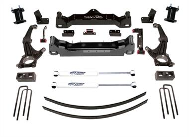 2016 Toyota Pro Comp 6 inch Lift Kit with ES9000 Shocks - Elite Auto Customs