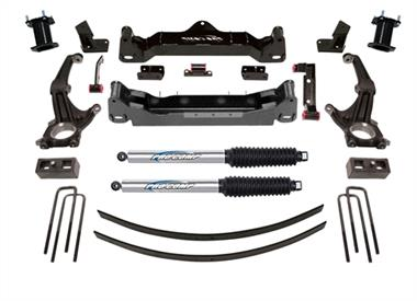 2016 Toyota Pro Comp 6 inch Lift Kit with Pro Runner Shocks - Elite Auto Customs