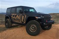 "2018 jeep Skyjacker Icon Suspension 2.5"" Stage 2 Suspension System with Lower Link Kit - 22012 - Elite Auto Customs"