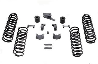2007-2018 JEEP Rubicon  Wrangler Express 3.0 Inch Lift Kit with Shock Extension Brackets - Elite Auto Customs