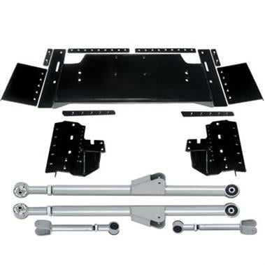 1984 JEEP Rubicon Express Extreme-Duty Long Arm Suspension Upgrade Kit - Elite Auto Customs