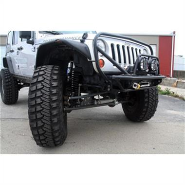 2007-2016 JEEP  Wrangler Rubicon Express Stage 4 Long Arm Suspension System, 4.5 Inch Lift Kit - Elite Auto Customs