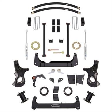 PROCOMP 6 IN LIFT KIT 07-13 CHEVY SILVERADO/ GMC SIERRA 1500 2WD/ 4WD - Elite Auto Customs