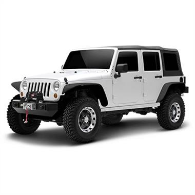 "2018 JEEP Rubicon Express 2"" Sport System - Elite Auto Customs"