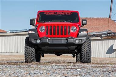"18-Current JEEP  Wrangler Rubicon Express Rough Country 2.5"" Jeep Suspension Lift Kit with N3 Shocks - 67731 - Elite Auto Customs"