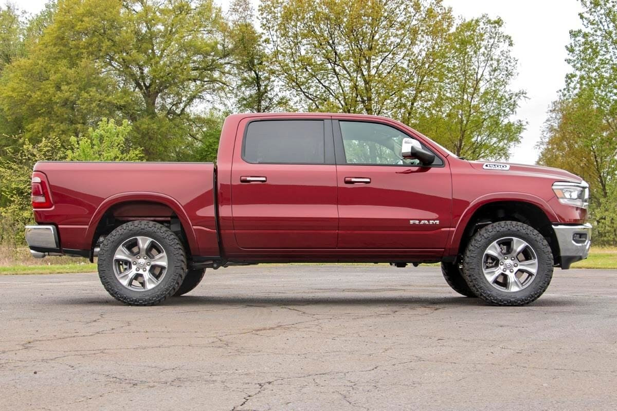 3.5IN RAM BOLT-ON LIFT KIT W/ REAR N3 SHOCKS (2019 RAM 1500 4WD) - Elite Auto Customs
