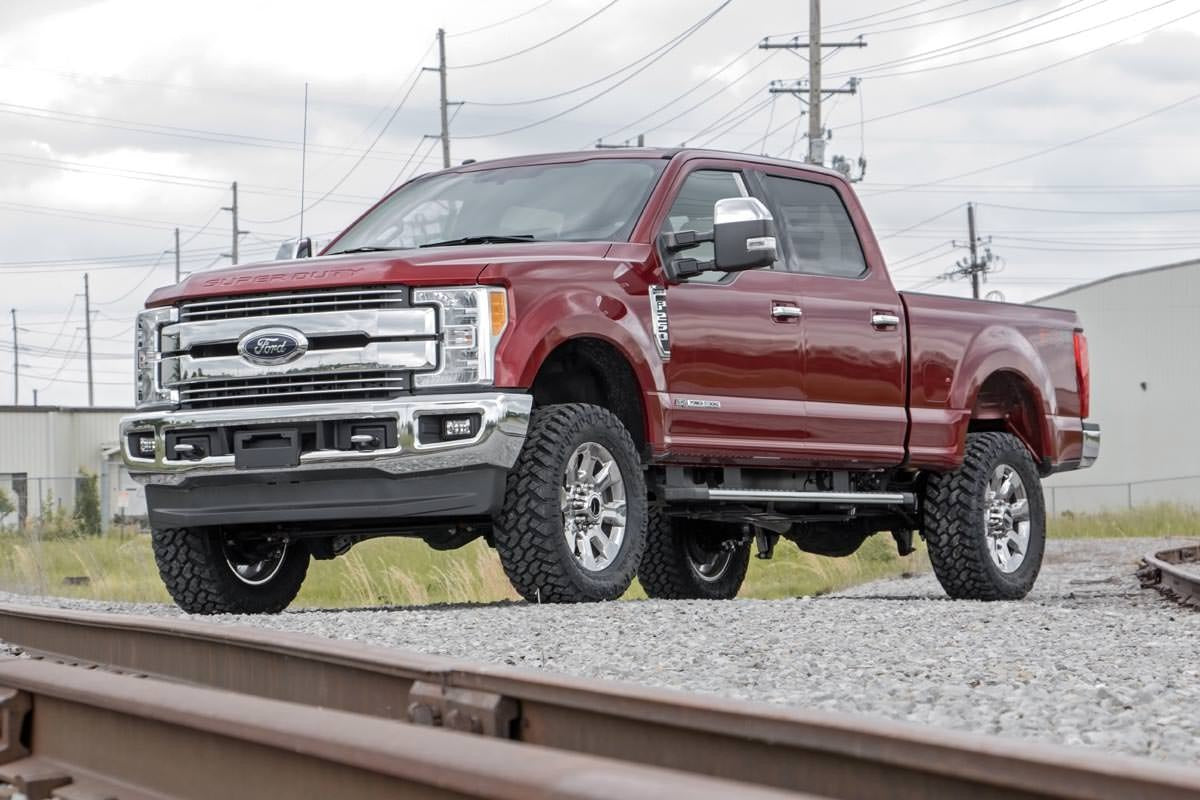 3IN FORD SUSPENSION LIFT KIT (17-19 F-250 4WD) - Elite Auto Customs