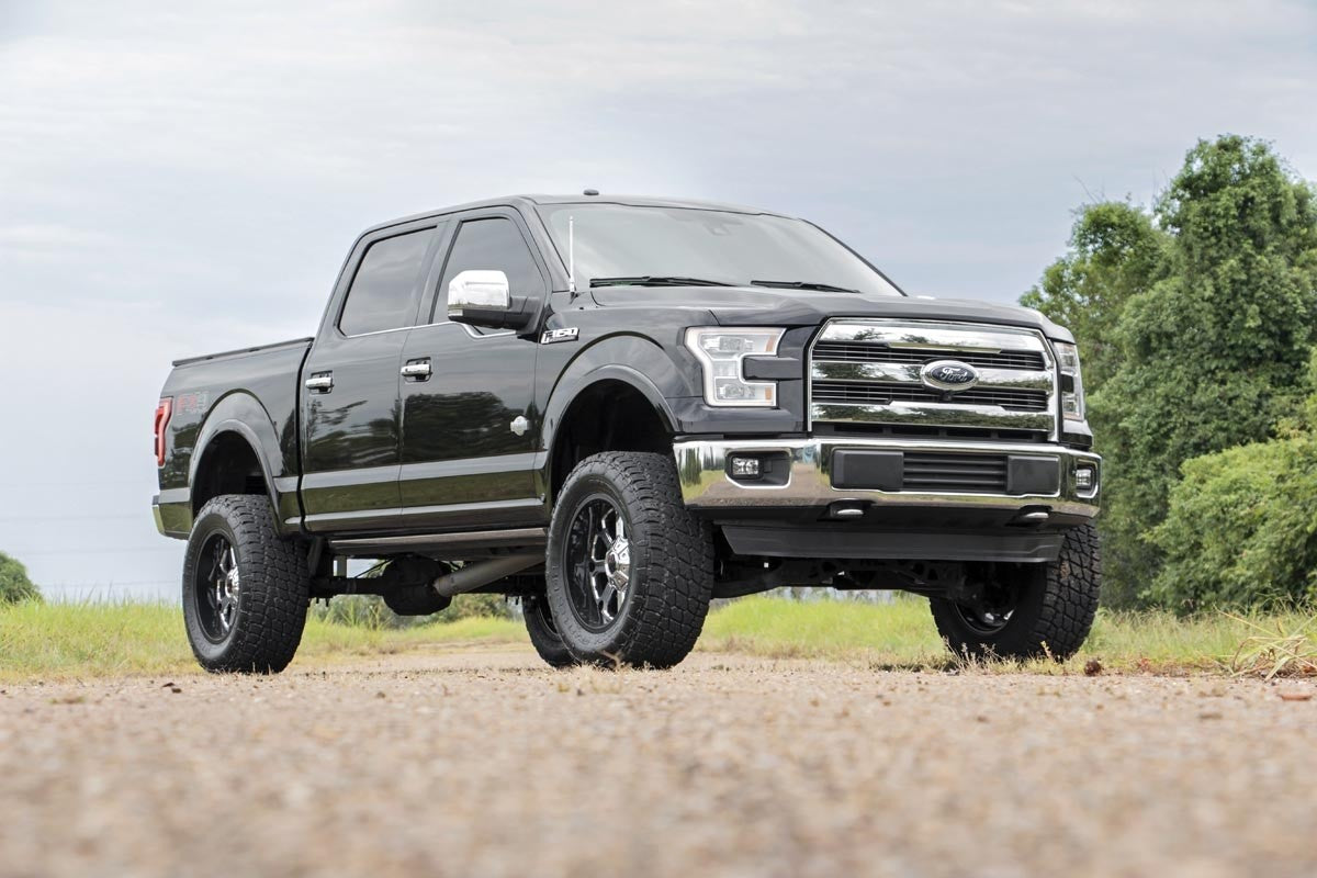 6IN FORD SUSPENSION LIFT KIT (15-19 F-150 4WD) - Elite Auto Customs