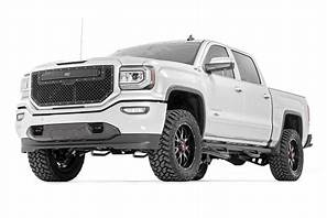 15-16  Chevy Silverado/GMC Sierra 1500 3.5 inch Rough Country Lift Kit - Elite Auto Customs