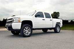 07-13 Chevy Silverado/GMC Sierra 1500  4.75 inch Rough Country Lift Kit - Elite Auto Customs