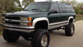 00-06 Chevy Silverado/GMC Sierra 6 inch Rough Country Lift Kit - Elite Auto Customs