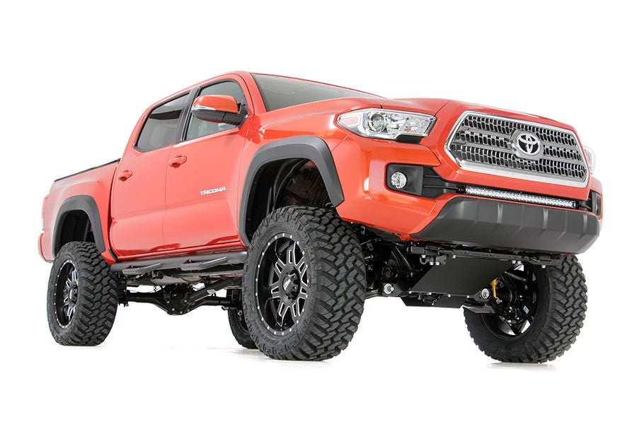 6IN TOYOTA SUSPENSION LIFT KIT (16-19 TACOMA 4WD/2WD) - Elite Auto Customs