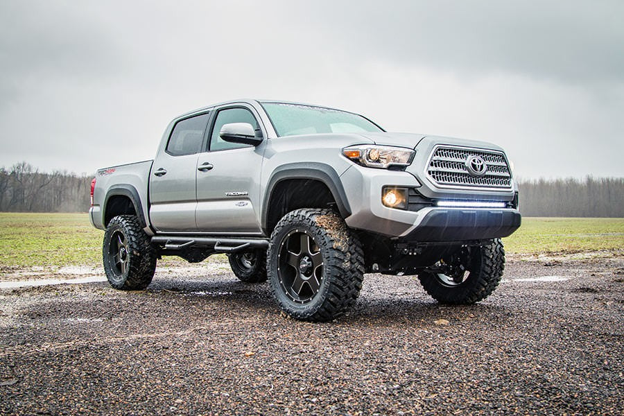 4IN TOYOTA SUSPENSION LIFT KIT (16-19 TACOMA 4WD/2WD) - Elite Auto Customs