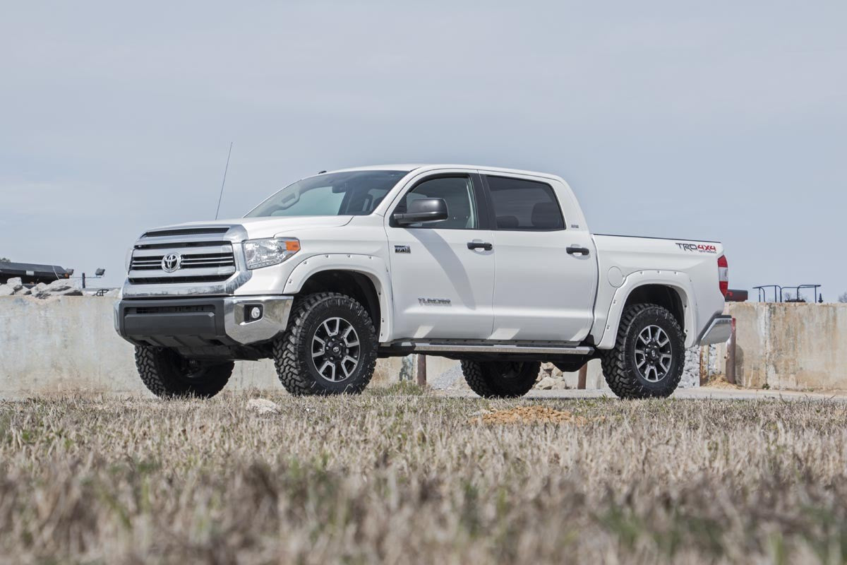 2.5-3IN TOYOTA LEVELING LIFT KIT (07-19 TUNDRA 4WD) - Elite Auto Customs