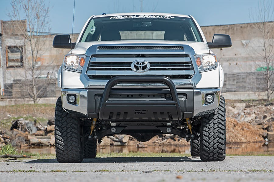 6IN TOYOTA SUSPENSION LIFT KIT (16-19 TUNDRA 4WD/2WD) - Elite Auto Customs