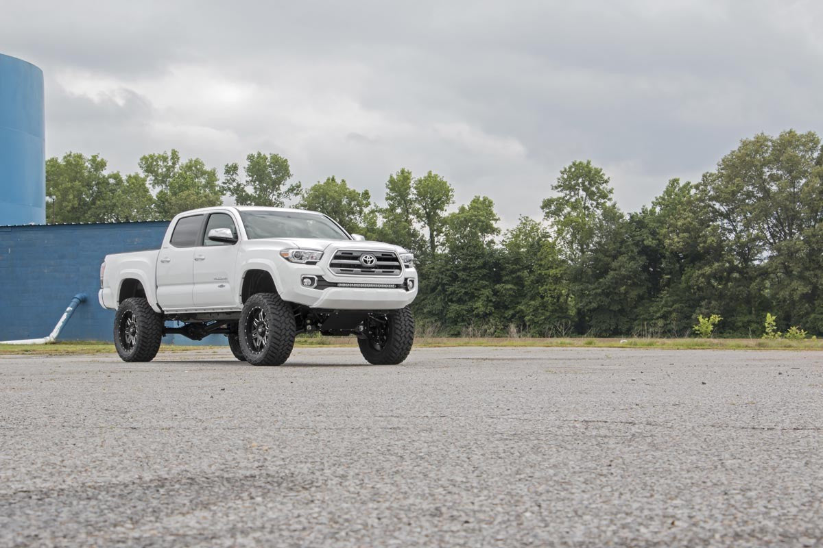 6IN TOYOTA SUSPENSION LIFT KIT (05-15 TACOMA 4WD/2WD) - Elite Auto Customs