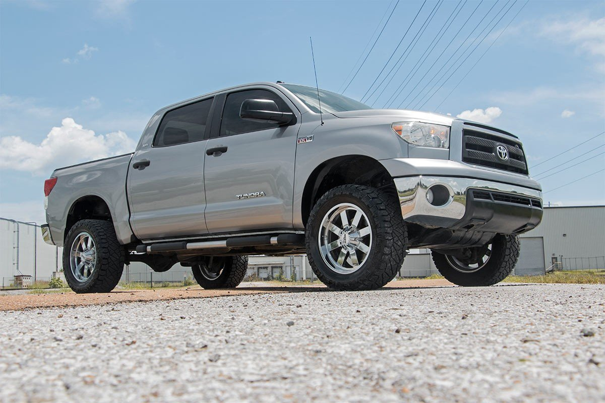 3.5IN TOYOTA BOLT-ON LIFT KIT (07-19 TUNDRA 4WD) - Elite Auto Customs